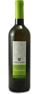 Chardonnay DOC Friuli Colli Orientali Marina Danieli