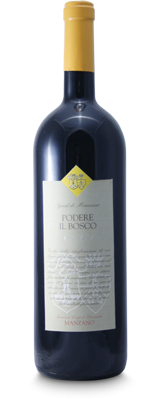 Podere il Bosco IGT Toscana, Magnum