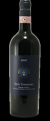 2007 Don Tommaso DOCG Chianti Classico Le Corti