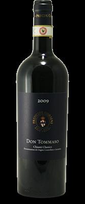 2009 Don Tommaso DOCG Chianti Classico Le Corti