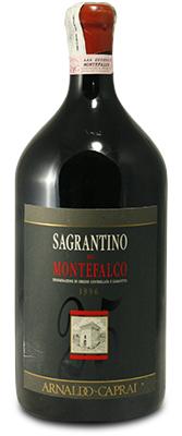 Sagrantino di Montefalco Caprai