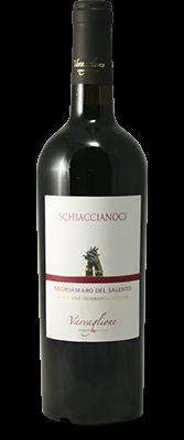 Schiaccianoci Negroamaro del Salento IGP Vigne e Vini