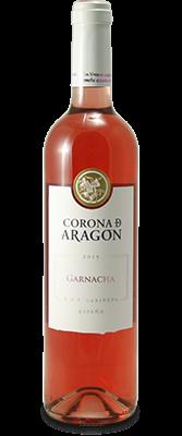 Garnacha Cabernet Rosado Corona d Aragon