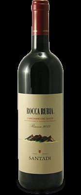 Rocca Rubia Carignano del Sulcis DOC Riserva Santadi