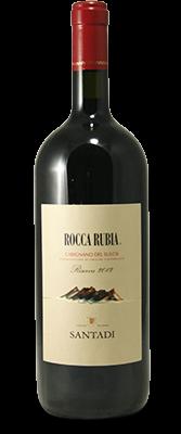 Rocca Rubia Carignano del Sulcis DOC Riserva magnum santadi