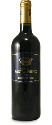 Chateau Pontac-Phenix 2012 Appellation Haut Medoc