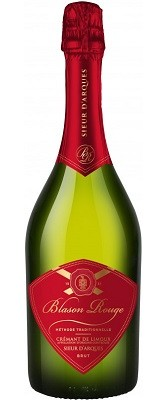 Blason Rouge Crémant de Limoux