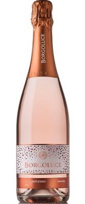 Rosariflesso Rosé Extra Brut (Borgoluce)
