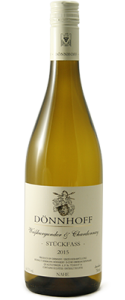 Stückfass Weißburgunder & Chardonnay trocken Dönnhoff