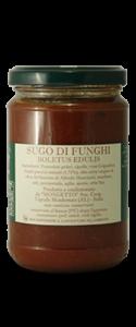 Sugo di Funghi (Steinpilzsauce)
