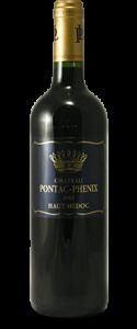Chateau Pontac-Phenix 2012 Appellation Haut Medoc