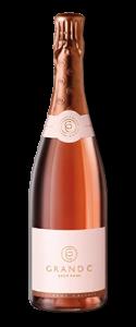 Grand C Brut Rosé Crémant d'Alsace