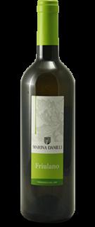 Friulano DOC Friuli Colli Orientali Marina Danieli